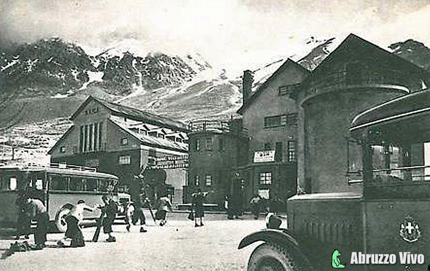 gran-sasso-1925 Il Gran Sasso d'Italia