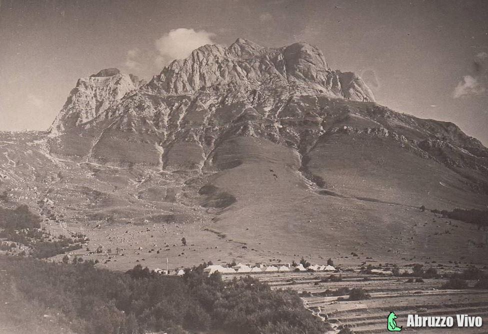 gran-sasso-1932 Il Gran Sasso d'Italia