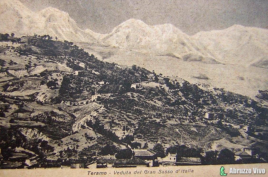 gran-sasso-1949-1 Il Gran Sasso d'Italia