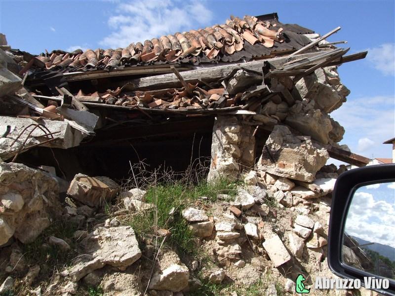Siamo tornati all'Aquila tre anni dopo il sisma del 6 aprile 2009 - Galleria Fotografica Terremoto