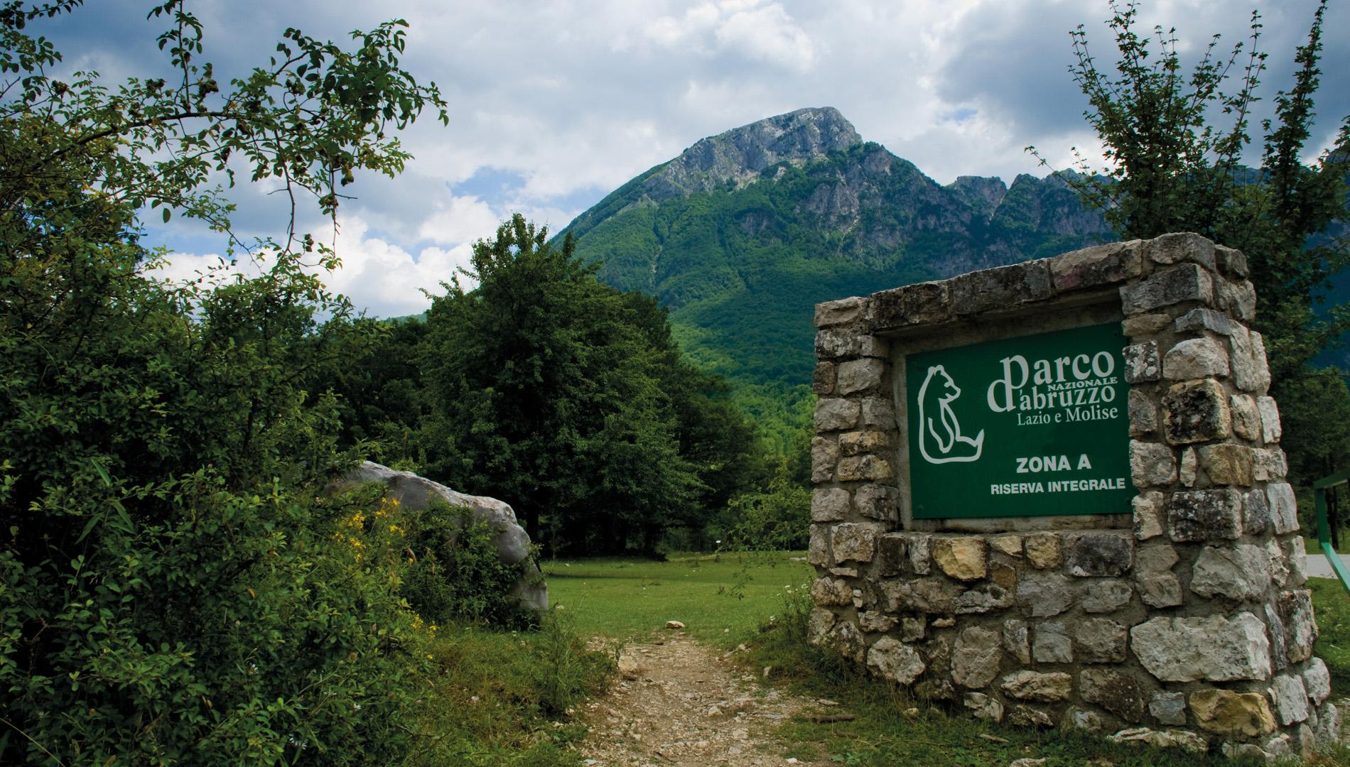 Il Parco Nazionale d'Abruzzo - 1° parte - Galleria Fotografica