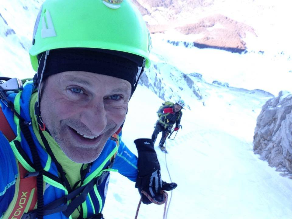 remigio-1 Valanga sul Corno Piccolo, due alpinisti morti