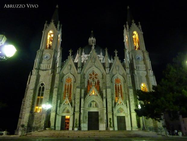 Castelpetroso-Santuario-Madonna-Addolorata