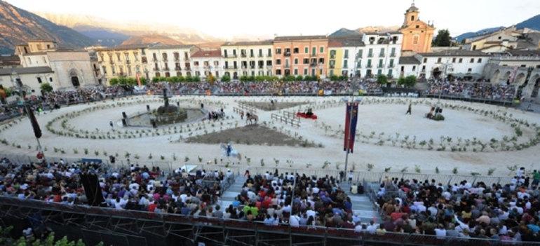 EXPO ABRUZZO 2015, la Giostra Cavalleresca di Sulmona - Eventi