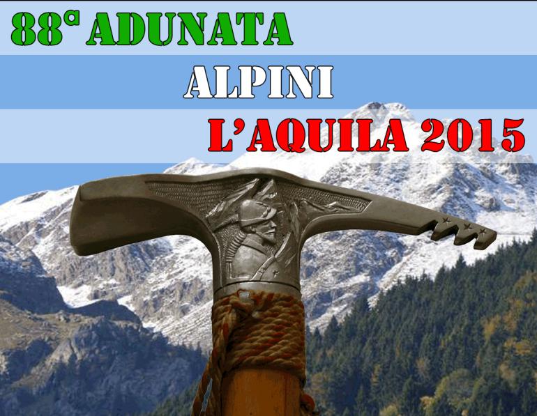 Raduno degli Alpini all'Aquila 15/17 maggio 2015 - Eventi