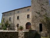 Abbazia di Montesanto a Civitella del Tronto - Luoghi