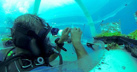 Expo: in Abruzzo arrivano gli orti subacquei