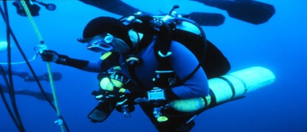 Orti subacquei in Abruzzo. L'Orto di Nemo - Cronaca