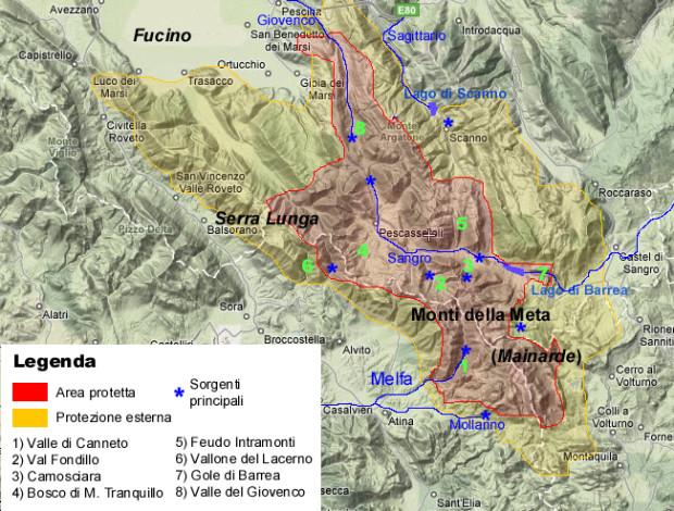 parco-nazionale-4-620x470 Nasce il Parco Nazionale d'Abruzzo