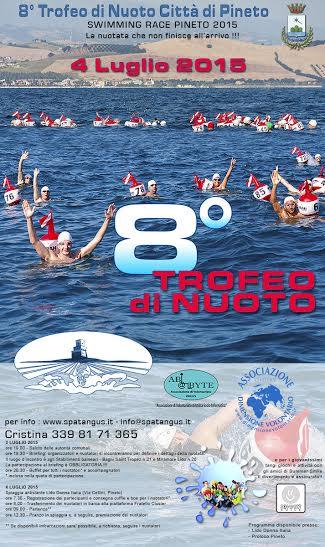 trofeonuoto Pineto, il 4 luglio ottava edizione del trofeo di nuoto