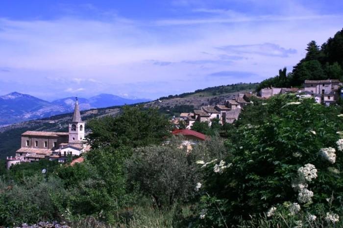 Caramanico Terme - Borghi