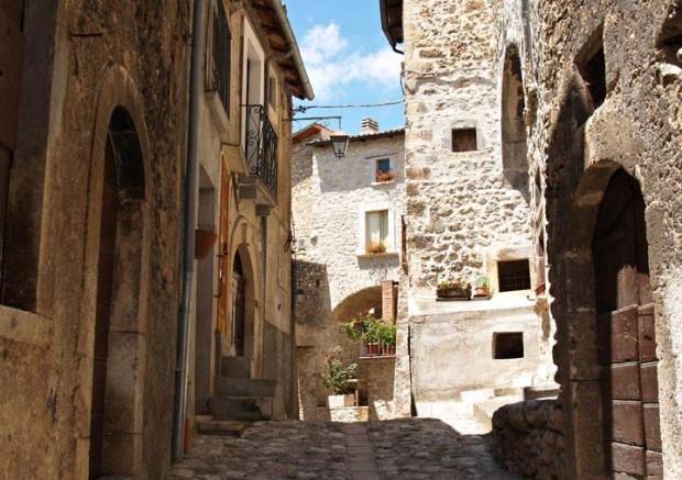carapelle-620x437 Carapelle Calvisio borgo delle terre di Baronia