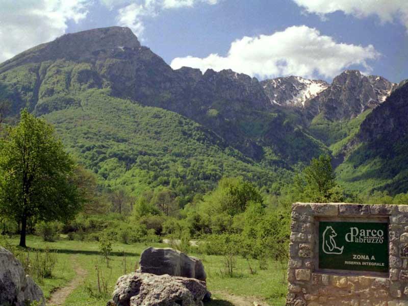Parco Nazionale d'Abruzzo - 1 - Luoghi