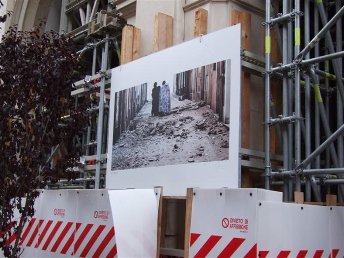 Reportage Abruzzo dopo tre anni dal sisma - Foto in libertà
