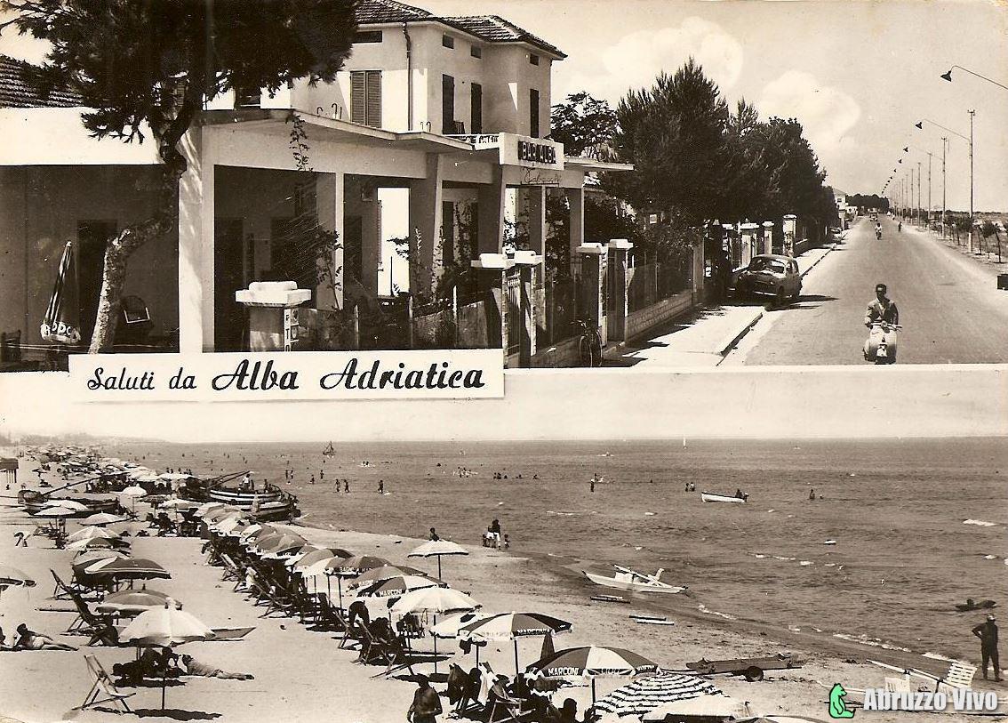 alba-adriatica-051 Dai primi del 1900 alla fine degli anni 80 attraverso le cartoline illustrate