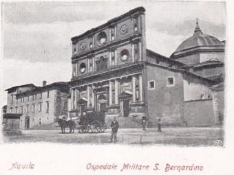 aquila-ospedale-militare