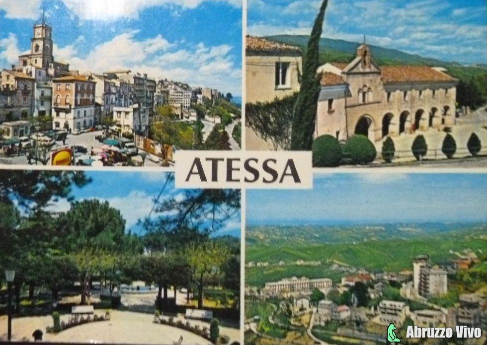 atessa-11 Dai primi del 1900 alla fine degli anni 80 attraverso le cartoline illustrate