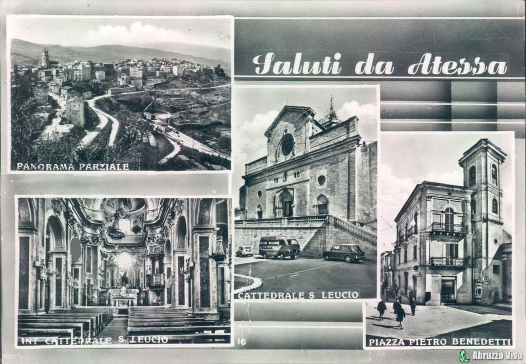 atessa-21 Dai primi del 1900 alla fine degli anni 80 attraverso le cartoline illustrate