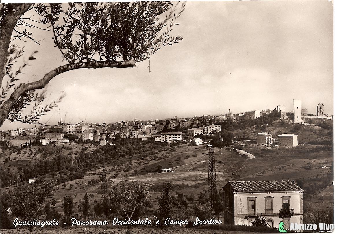 atri-panorama1 Dai primi del 1900 alla fine degli anni 80 attraverso le cartoline illustrate