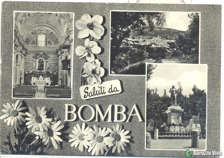 bomba1 Dai primi del 1900 alla fine degli anni 80 attraverso le cartoline illustrate