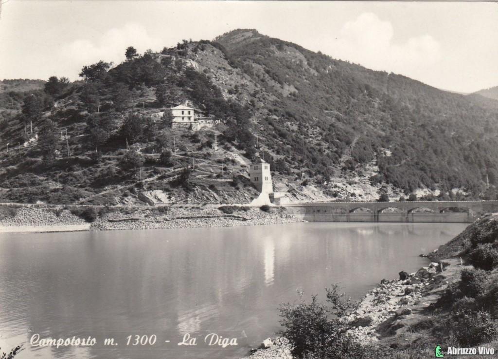 campotosto1 Dai primi del 1900 alla fine degli anni 80 attraverso le cartoline illustrate