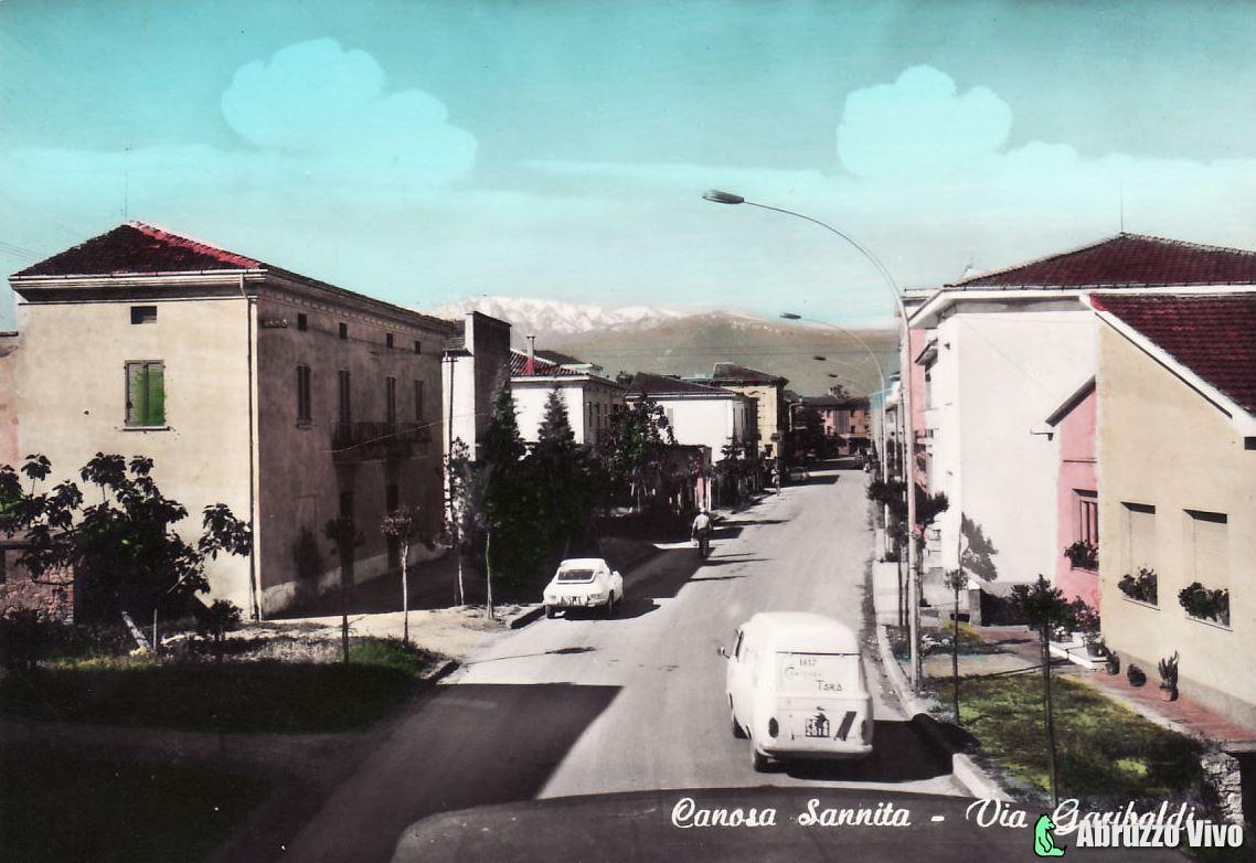 canosa-sannita-11 Dai primi del 1900 alla fine degli anni 80 attraverso le cartoline illustrate