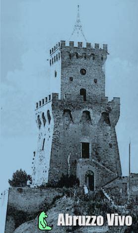 Storia della Torre del Cerrano - Luoghi Storia Cultura Tradizioni
