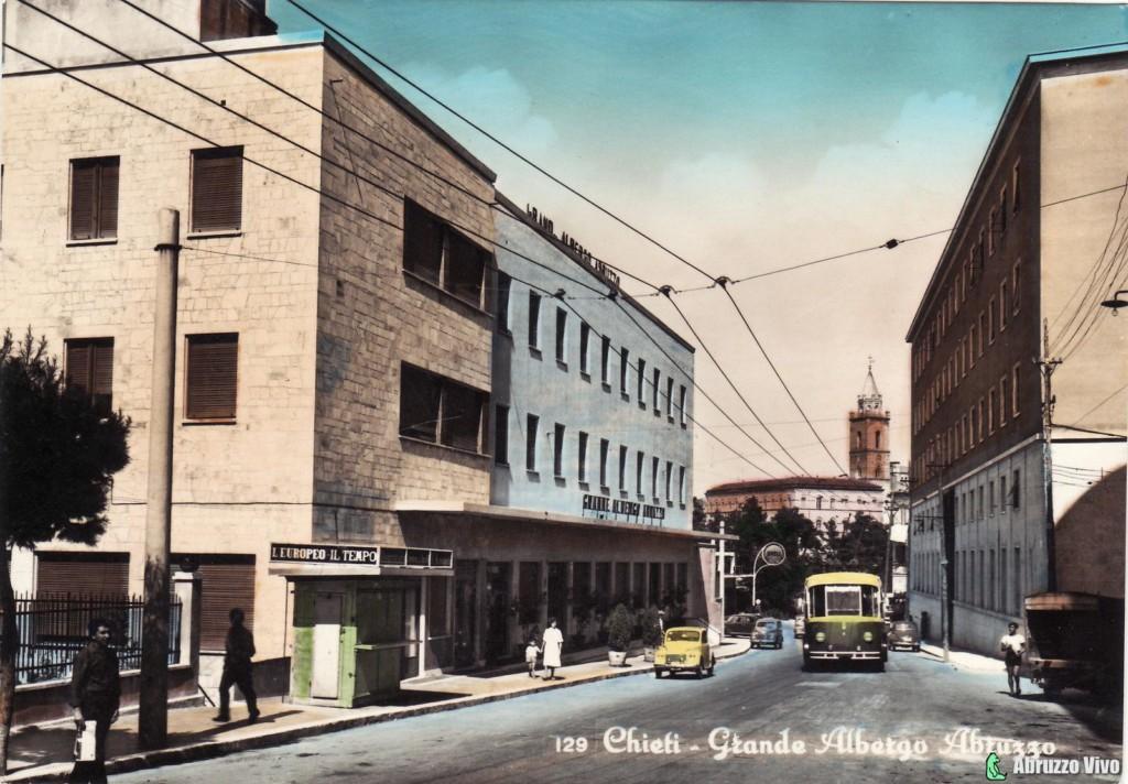 chieti-031 Dai primi del 1900 alla fine degli anni 80 attraverso le cartoline illustrate