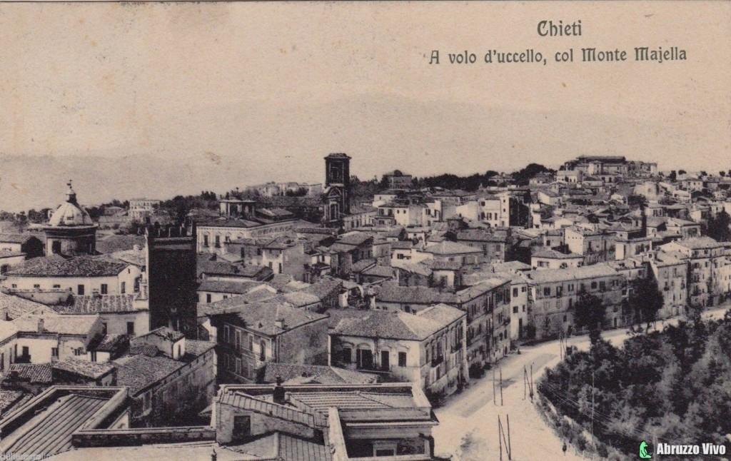 chieti-061 Dai primi del 1900 alla fine degli anni 80 attraverso le cartoline illustrate