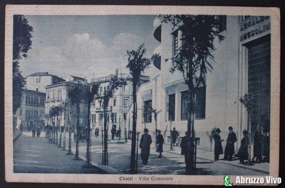 chieti-071 Dai primi del 1900 alla fine degli anni 80 attraverso le cartoline illustrate