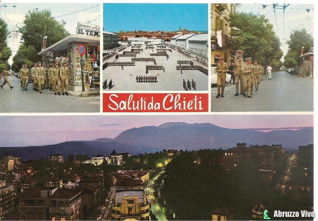 chieti-121 Dai primi del 1900 alla fine degli anni 80 attraverso le cartoline illustrate
