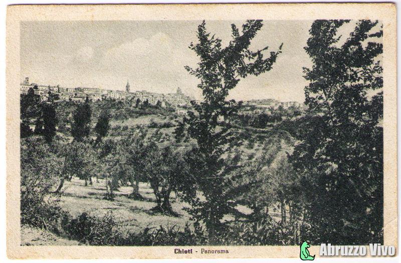 chieti-131 Dai primi del 1900 alla fine degli anni 80 attraverso le cartoline illustrate