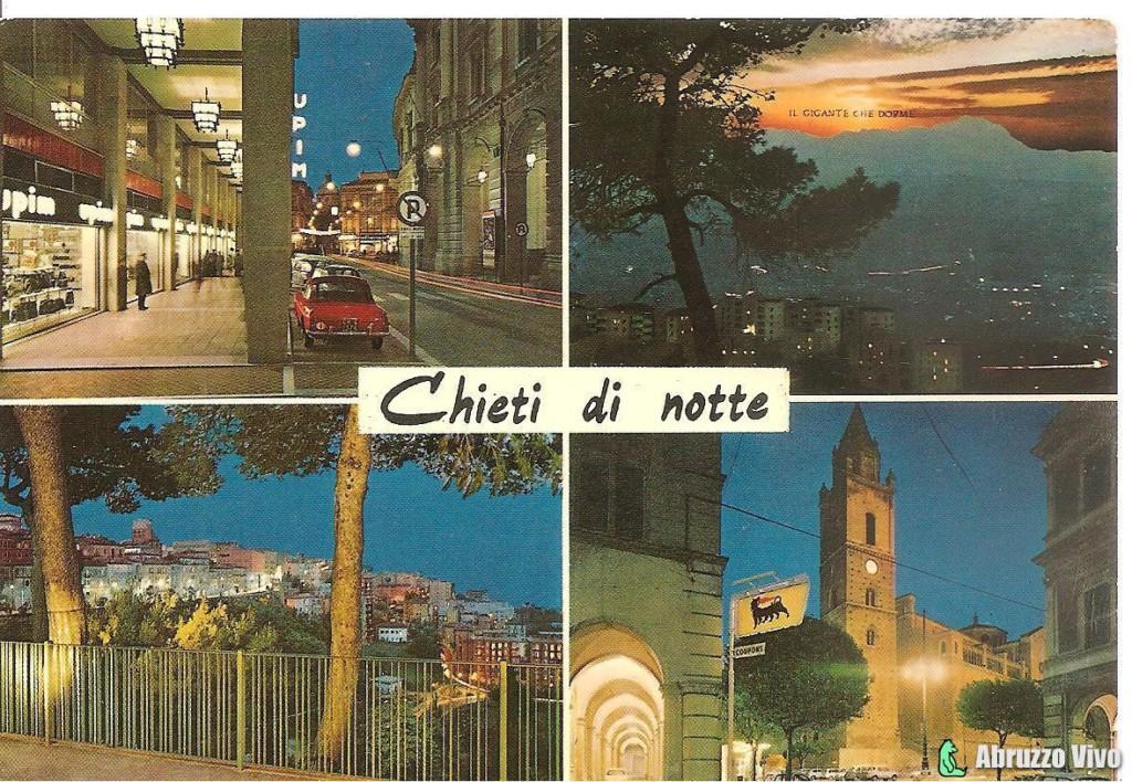 chieti-141 Dai primi del 1900 alla fine degli anni 80 attraverso le cartoline illustrate