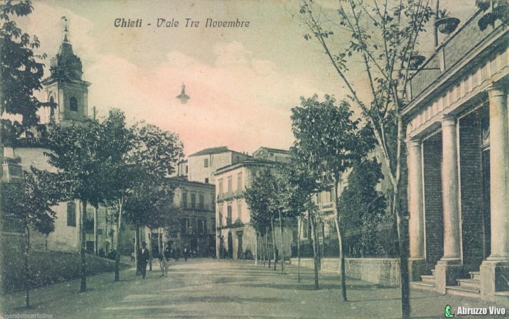 chieti-201 Dai primi del 1900 alla fine degli anni 80 attraverso le cartoline illustrate