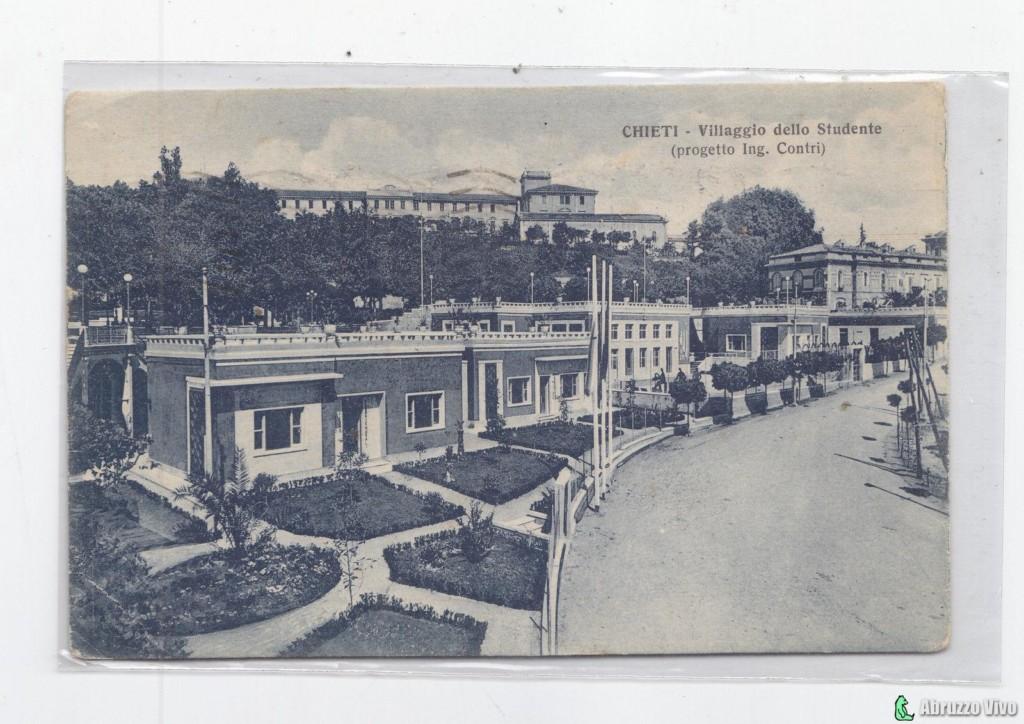 chieti-221 Dai primi del 1900 alla fine degli anni 80 attraverso le cartoline illustrate