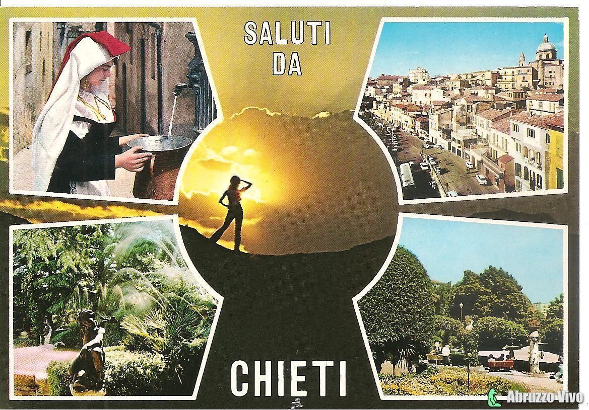 chieti-251 Dai primi del 1900 alla fine degli anni 80 attraverso le cartoline illustrate