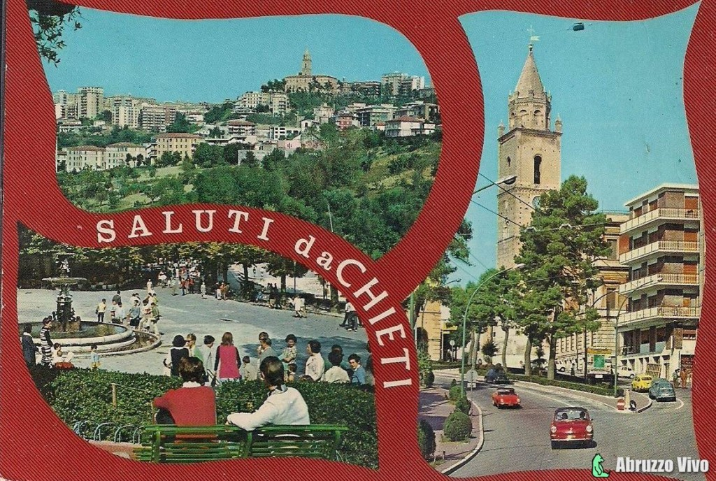 chieti-261 Dai primi del 1900 alla fine degli anni 80 attraverso le cartoline illustrate