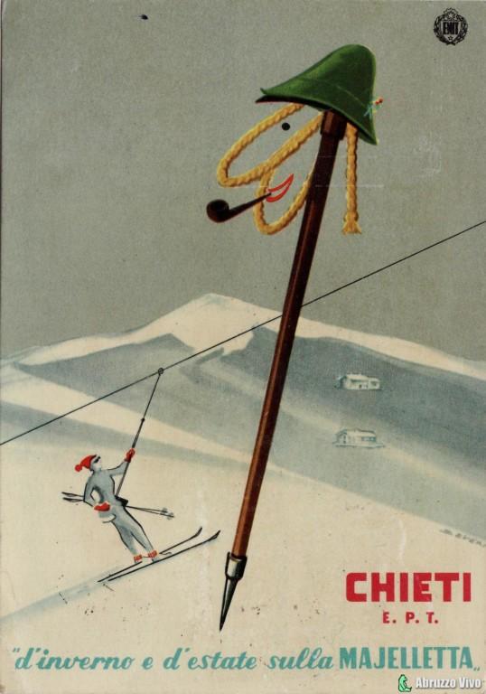 chieti-271 Dai primi del 1900 alla fine degli anni 80 attraverso le cartoline illustrate