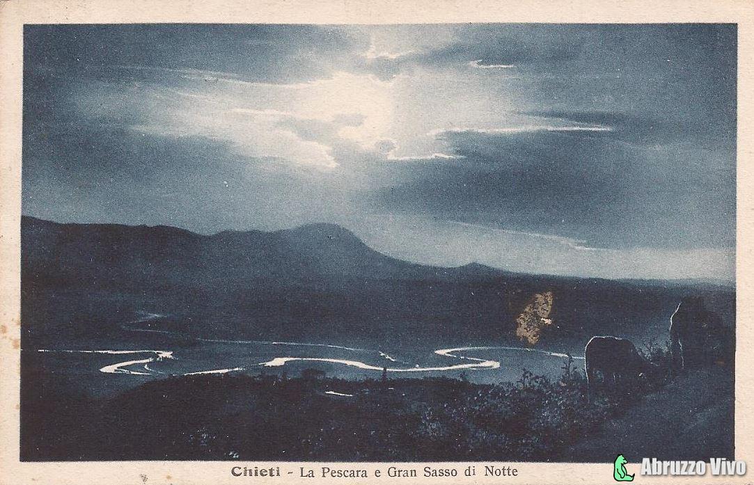 chieti-gransasso-11 Dai primi del 1900 alla fine degli anni 80 attraverso le cartoline illustrate