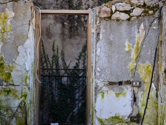 LAquila-muro