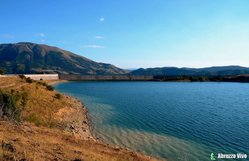 campotosto-2 Il Lago di Campotosto