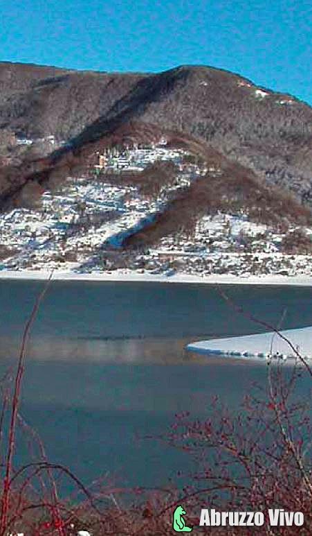 campotosto-4 Il Lago di Campotosto