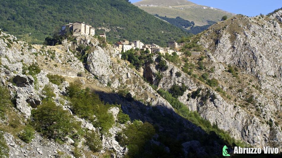 Il borgo di Escher, Castrovalva - Borghi