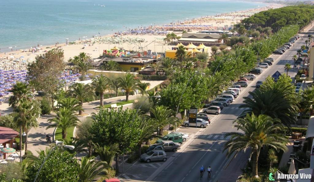 alba-adriatica-2 Alba Adriatica la spiaggia d'argento