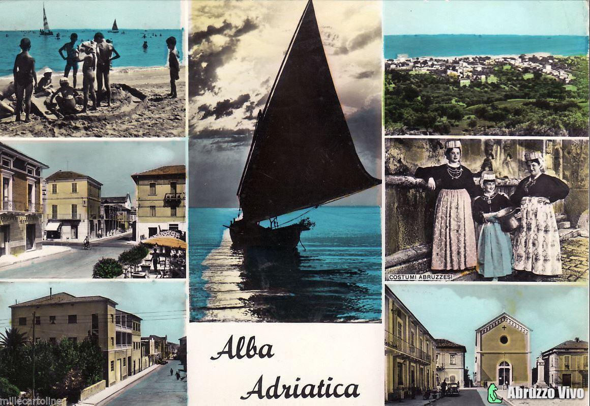 alba-adriatica-4 Alba Adriatica la spiaggia d'argento
