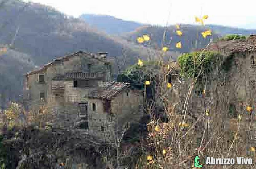 Laturo il borgo fantasma - Borghi
