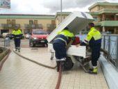 emergenza-10-170x128 Nubifragio in Abruzzo. A Pineto ingenti danni