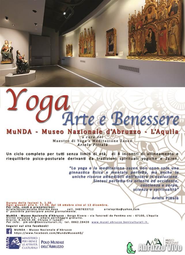 yoga Lezioni del Maestro di Yoga e Meditazione Zazen Ariele Pittalà