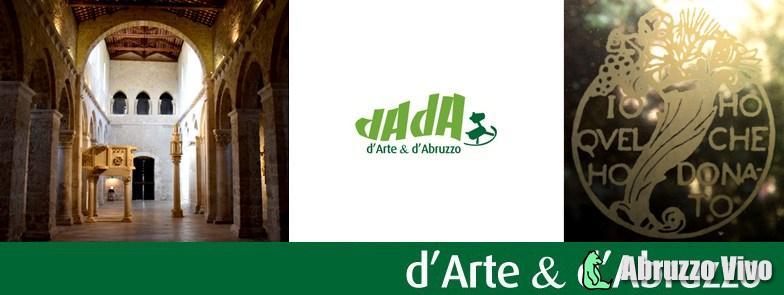 dadaabruzzo-logo-escursioni-associazione-discover-abruzzo Museo Casa Natale di Gabriele d'Annunzio. Una favola al museo