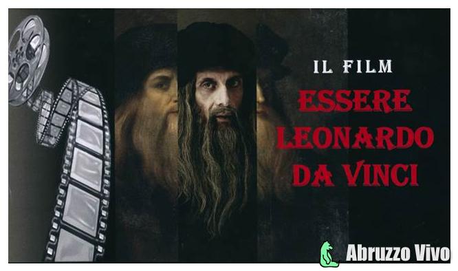 leonardo Essere Leonardo Da Vinci - MuNDA Museo Nazionale d'Abruzzo